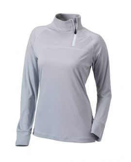 Columbia Womens New Classic Pullover grey